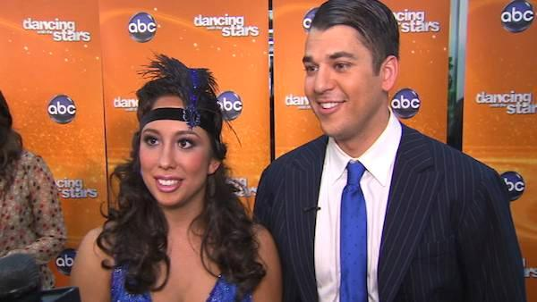 Rob Kardashian talks day before 'DWTS' finale