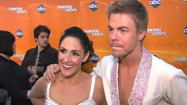 Ricki Lake talks day before 'DWTS' finale