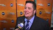 Chaz Bono talks to OnTheRedCarpet.com after week 10 of Dancing With The Stars, before the season 13 finale.