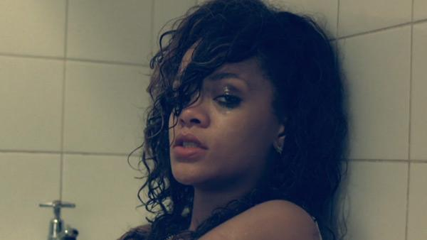 Rihanna appears in her 2011 music video We Found Love. - Provided courtesy of Island Def Jam Records