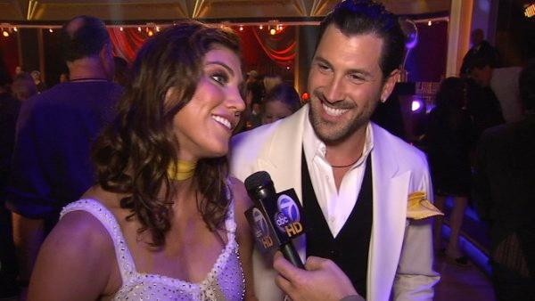 Hope Solo talks after 'DWTS' finale
