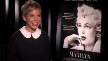 Michelle Williams talks to OnTheRedCarpet.com about My Week with Marilyn. - Provided courtesy of OTRC