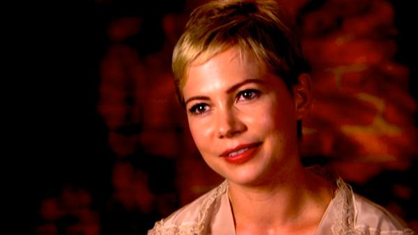 Michelle Williams on 'Marilyn' relationship