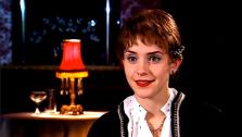 Emma Watson talks about My Week with Marilyn. - Provided courtesy of The Weinstein Company