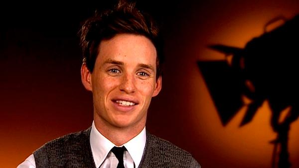 Eddie Redmayne talks 'My Week with Marilyn'