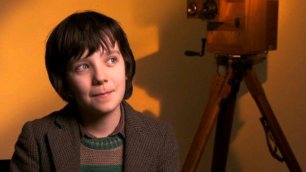 Asa Butterfield talks about 'Hugo'