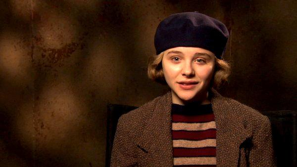 Chloe Grace Moretz talks 'Hugo'