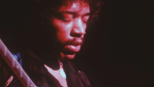 Rock and roll singer and guitarist Jimi Hendrix is shown in this undated photo. - Provided courtesy of AP