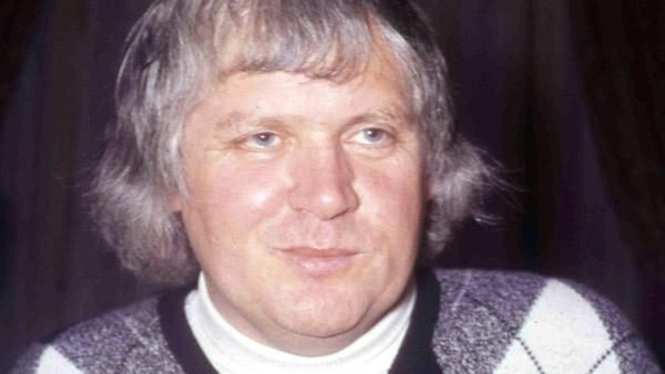 British film director Ken Russell at a reception to launch the film 'The Boy Friend,' in London, England, in this file photo dated April 22, 1971.