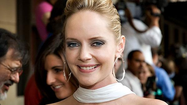 Marley Shelton appears in a photo from the premiere of her 2006 film 'Grindhouse' in March 2006.