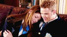 Ashley Greene and Kellan Lutz appear in a still from A Warriors Heart. - Provided courtesy of OTRC / Gravitas Ventures