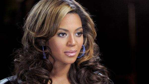 Beyonce appears in an undated promotional photo for her 2011 interview with Katie Couric on 20/20. - Provided courtesy of ABC