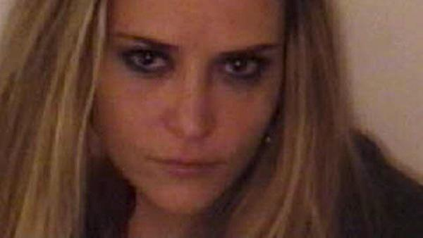 Brooke Mueller's December 3, 2011 mugshot, courtesy of the Aspen Police Department.