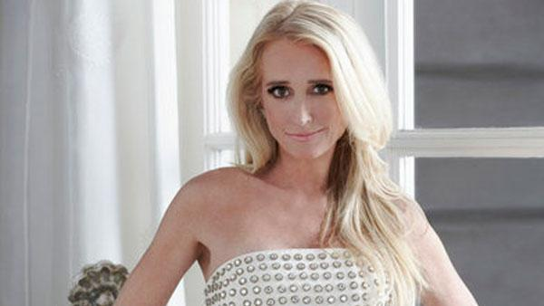 Kim Richards appears in a 2011 promotional photo for The Real Housewives of Beverly Hills. - Provided courtesy of Bravo