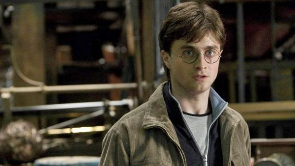 Actor Daniel Radcliffe appears in a scene from Harry Potter and the Deathly Hallows - Part 2 in 2011. - Provided courtesy of Warner Bros.