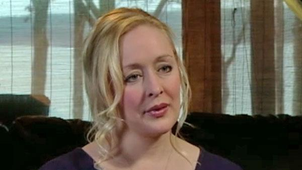 Country singer Mindy McCready appears in a December 2011 interview for