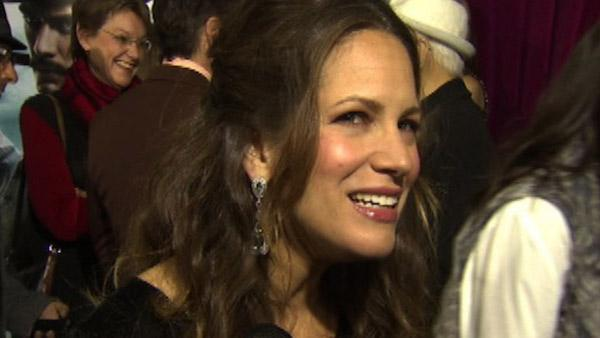 Susan Downey talks about Robert's baby 'slip'