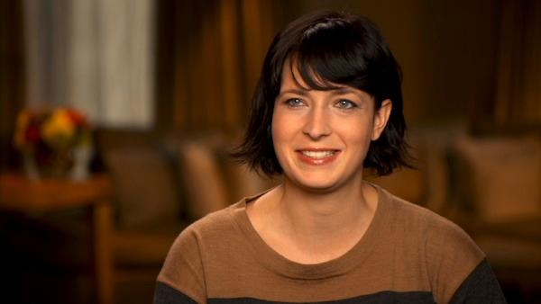 Screenwriter Diablo Cody talks about Young Adult in an interview provided by the studio. - Provided courtesy of Paramount Pictures
