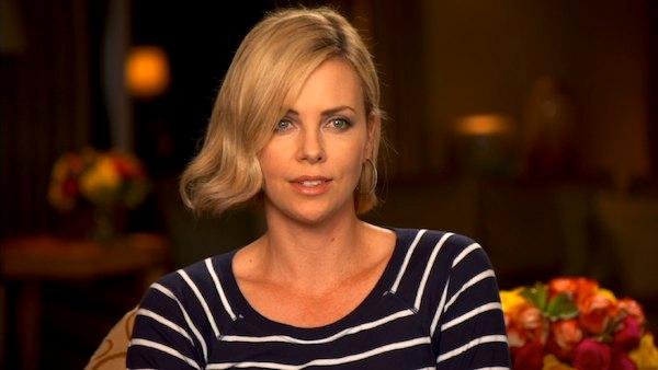 Charlize Theron talks about 'Young Adult' in an...