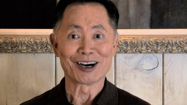 George Takei appears in a scene from his YouTube video George Takei is the Broker of Star Peace, posted on Dec. 10, 2011. - Provided courtesy of /youtu.be/mvTCr5Z-0lA