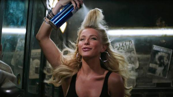Julianne Hough appears in a scene from  Rock of Ages. - Provided courtesy of Offspring Entertainment