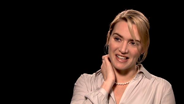 Kate Winslet talks 'Carnage'