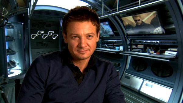 Jeremy Renner talks 'Mission Impossible: Ghost Protocol'