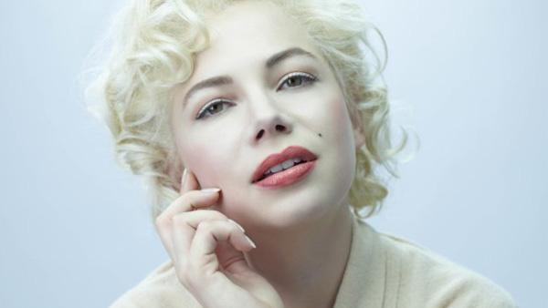 Michelle Williams appears in a promotional photo for the 2011 film 'My Week with Marilyn.'