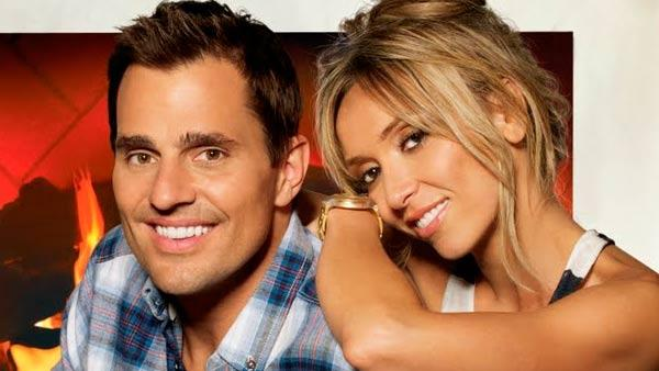 Giuliana Rancic and Bill Rancic in a promotional photo from 2011 for Giuliana & Bill. - Provided courtesy of NBC