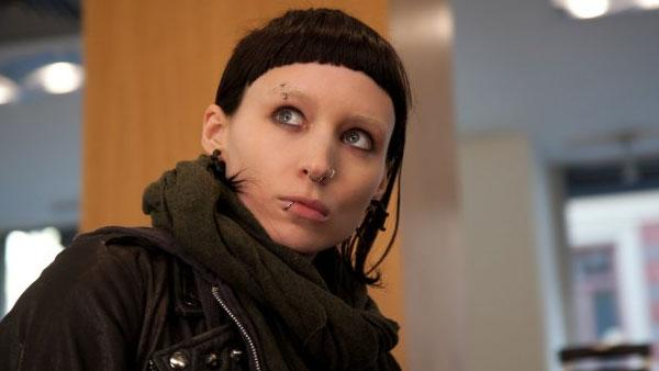 Rooney Mara appears in a scene from the U.S. remake of 'The Girl With The Dragon Tattoo.'