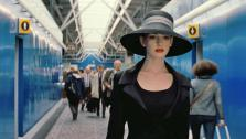 Anne Hathaway in an image from the 2012 film, The Dark Knight Rises, directed by Christopher Nolan. - Provided courtesy of Warner Bros.