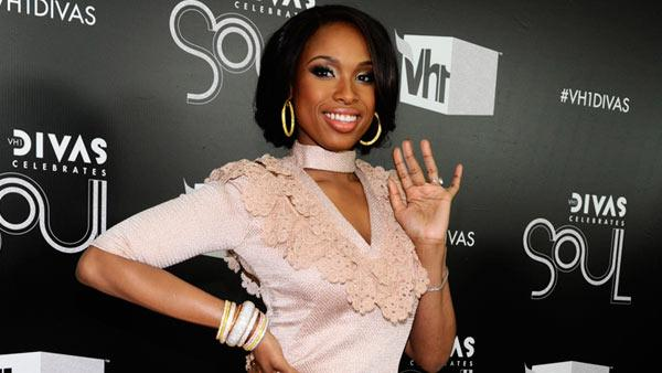 Jennifer Hudson arrives at Vh1 Divas Celebrates Soul on Sunday, Dec. 18, 2011 in New York. (AP Photo/Charles Sykes) - Provided courtesy of AP Photo/Charles Sykes