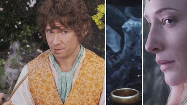 'The Hobbit: An Unexpected Journey' trailer