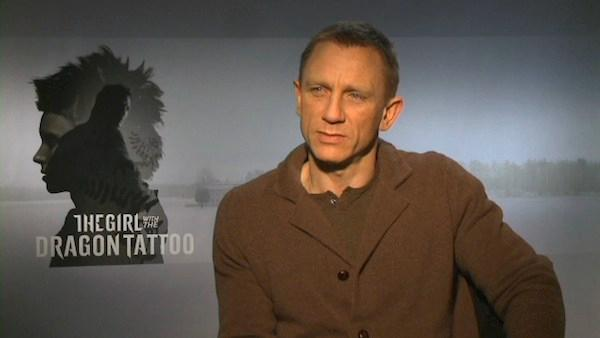 Daniel Craig on 'Dragon Tattoo'