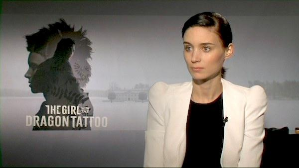 Rooney Mara talks 'Dragon Tattoo' film
