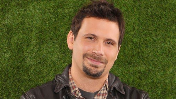 Jeremy Sisto appears in a promotional photo for the ABC comedy series 'Suburgatory,' which premiered in 2011.