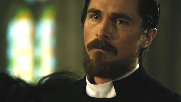 'Flowers of War' trailer, with Christian Bale