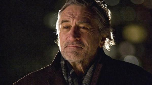 Robert De Niro appears in a scene from the 2011 film 'New Year's Eve.'