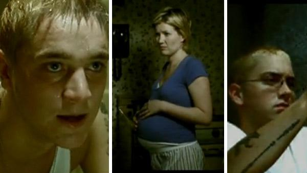 Devon Sawa, Dido and Eminem appear in the music video for the 2000 song 'Stan.'
