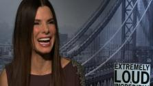 Sandra Bullock talks to OnTheRedCarpet.com in December 2011 in an interview to promote the movie Extremely Loud and Incredibly Close. - Provided courtesy of OTRC