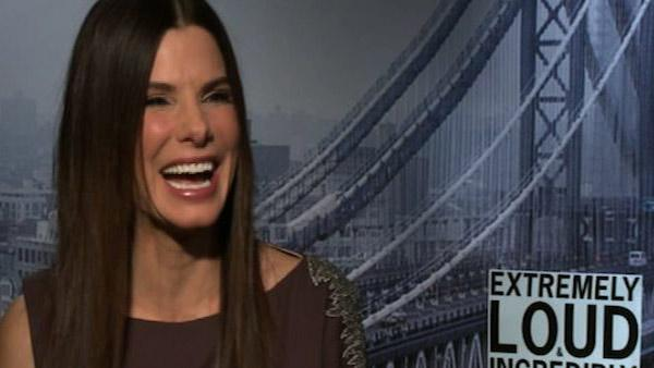 Sandra Bullock: How my son empowers me