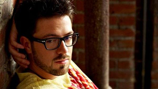 Danny Gokey appears in a promotional photo posted on his Facebook page in November 2011.