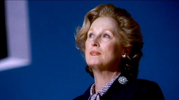 Watch the full trailer for 'The Iron Lady'