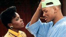 Janet Hubert appears alongside Will Smith in a scene from the 1990s series The Fresh Prince of Bel-Air. - Provided courtesy of NBC
