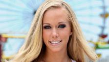 Kendra Wilkinson appears in a promotional photo for her series Kendra in 2011. - Provided courtesy of E!