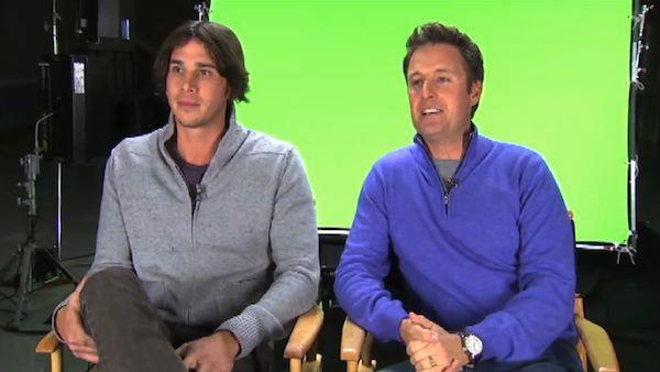 Chris Harrison and Flajnik on 'Bachelor' fans