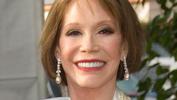 Mary Tyler Moore appears in a photo from the SAG Awards official website as SAG's 2011 Life Achievement Recipient.