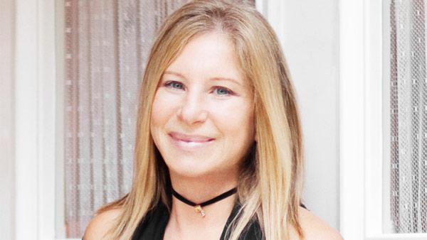 Barbra Streisand appears on the cover of her 2011 album 'What Matters Most.'