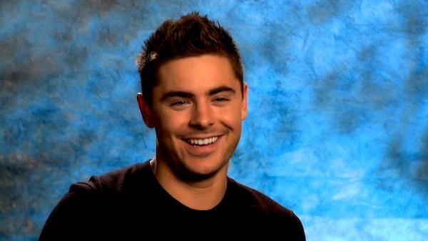 Zac Efron talks abo