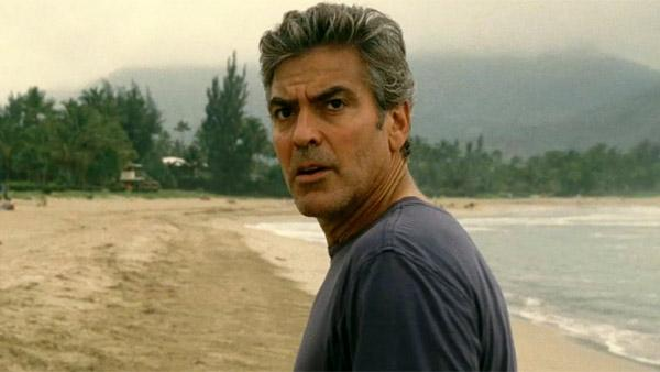 George Clooney appears in a scene from the 2011 movie The Descendants. - Provided courtesy of Fox Searchlight Pictures